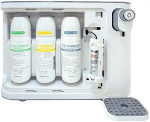 AQUACELL Ambient 4 Stage RO Water Purifier